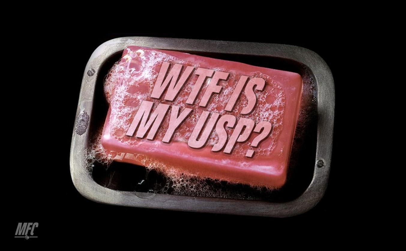 Marketing Fight Club - WTF Is My USP Blog Post
